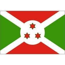 Bendera ya Burundi