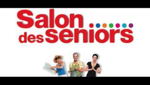 Affiche du salon des seniors.