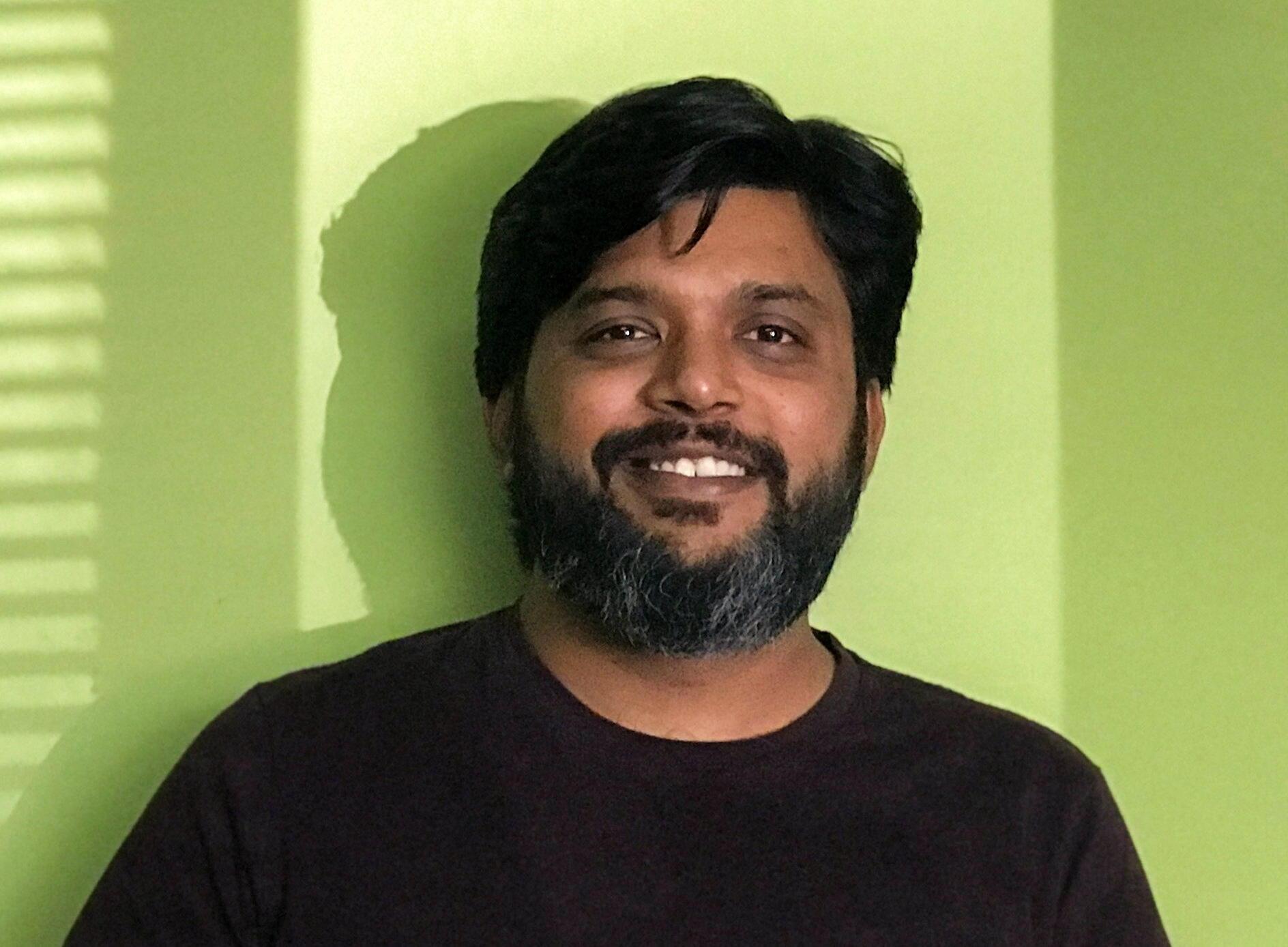 Le photographe indien Danish Siddiqui.