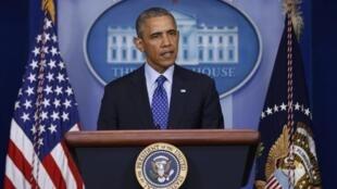 O presidente norte-americano, Barack Obama, anunciou nesta quinta-feira (19) que seu governo vai enviar conselheiros militares ao Iraque.