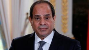 shugaban kasar Masar Abdel Fattah al-Sisi