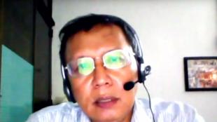 Blogger Phạm Minh Hoàng (Ảnh: @rsf.org)