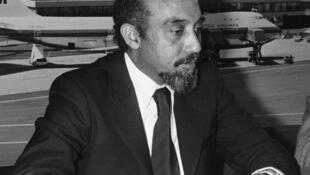 Velório em Maputo de Marcelino dos Santos um dos fundadores da Frelimo