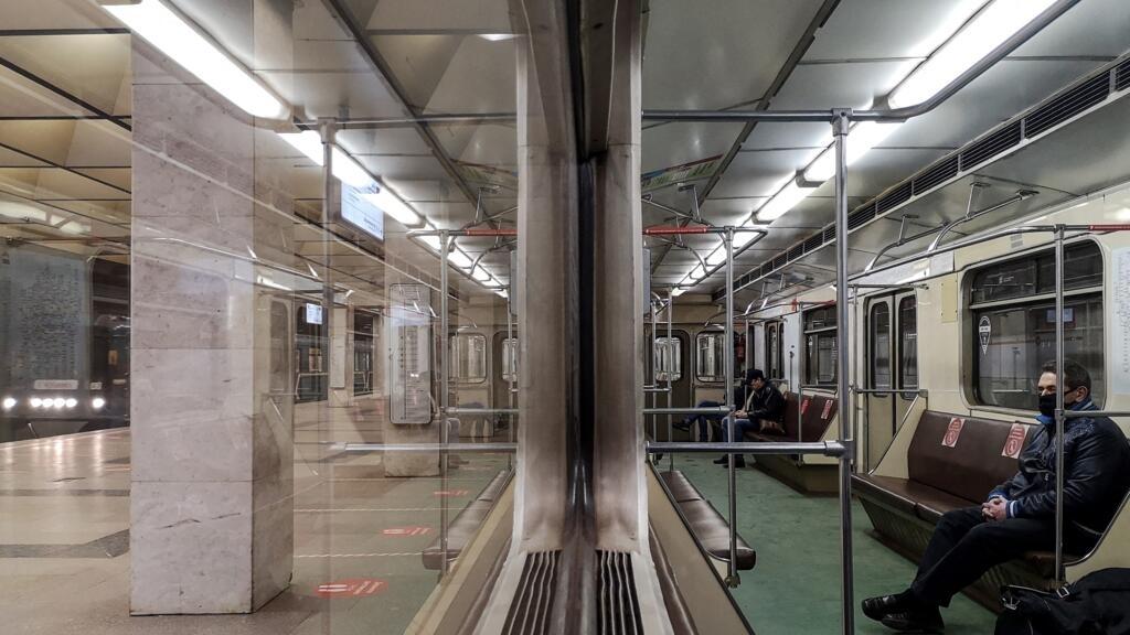 À Moscou, des employés du métro démis de leurs fonctions pour leur soutien à Navalny ?