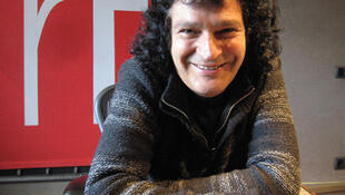 Paco el Lobo en RFI.