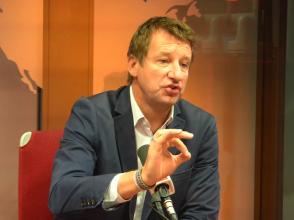 Yannick Jadot sur RFI le 4 septembre 2018.