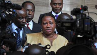 Fatou Bensouda, da zata gaji Ocampo matsayin babbar mai gabatar da kara a kotun duniya ta ICC