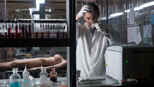 «La Piel que habito» de Pedro Almodovar, avec Antonio Banderas dans le rôle du docteur Robert Ledgard (Espagne, 2011).