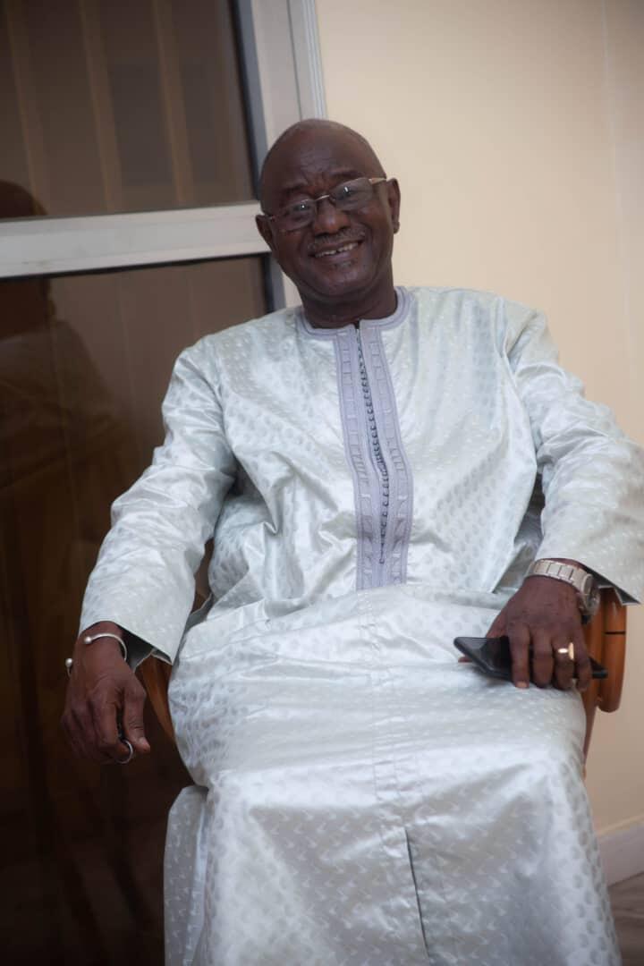 Pr. Mammadu Ndiaye