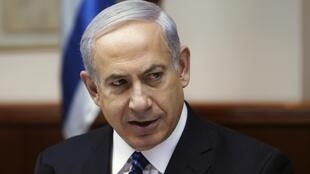 Firaministan kasar Isra'ila, Benjamin Netanyahu
