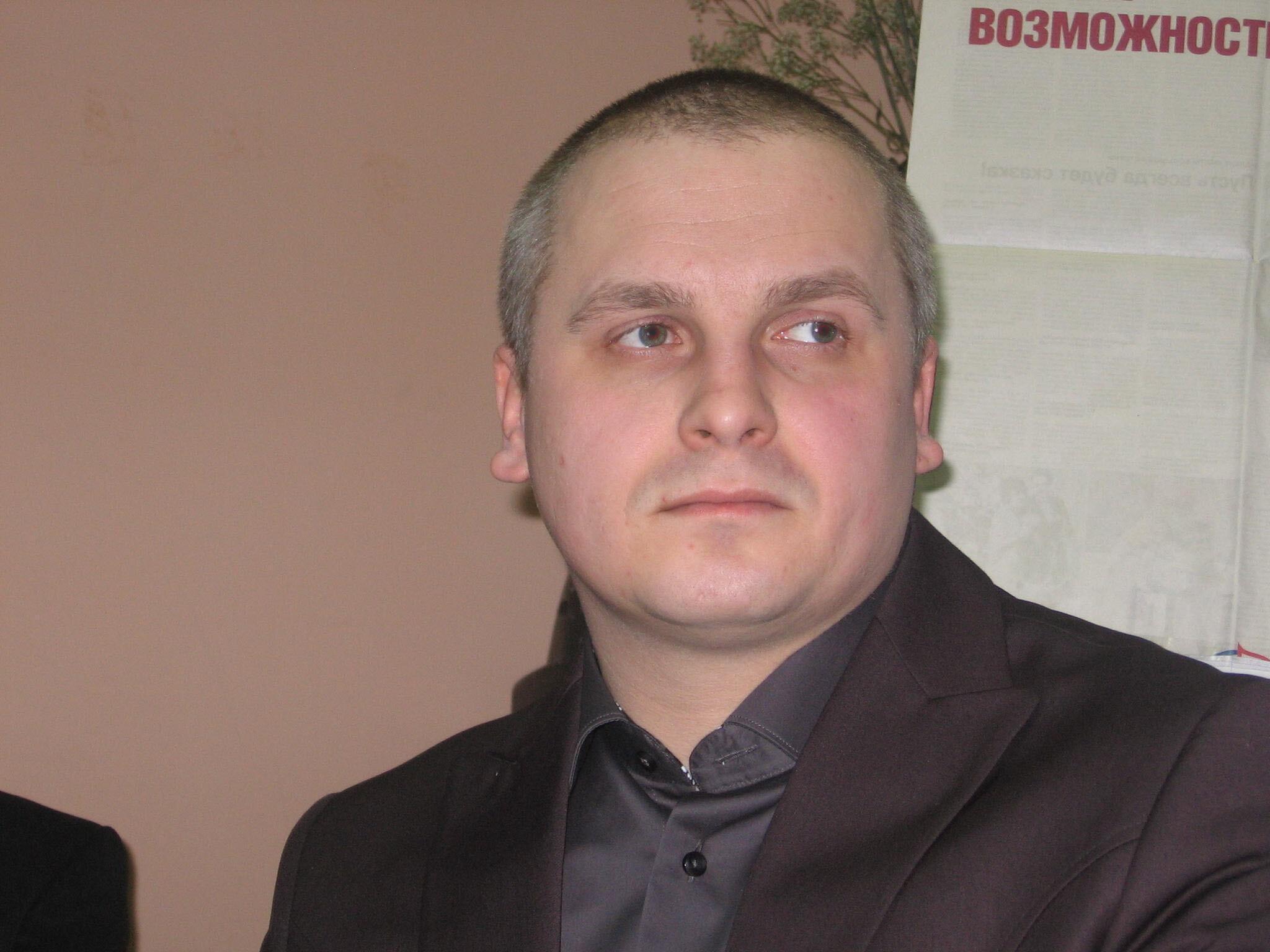 Дмитрий Динзе адвокат Леонида Николаева