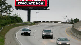 هشدار در کارولینای جنوبی