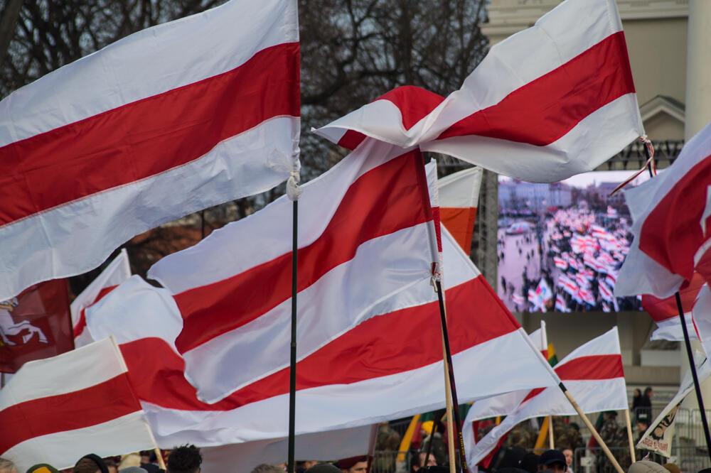Кафедральная площадь. Вильнюс, 22 ноября 2019