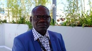 Clément Abaïfouta, victime et président de l'association des victimes des crimes du régime d'Hissène Habré.