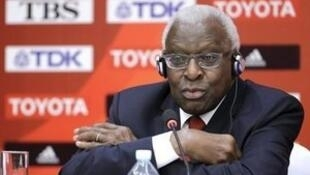 Lamine Diack made way for Sebastian Coe as head of the IAAF.