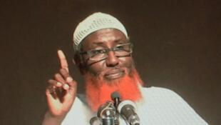 Le Somalien Abdulqadir Mumin, leader du groupe Etat islamique dans le pays.