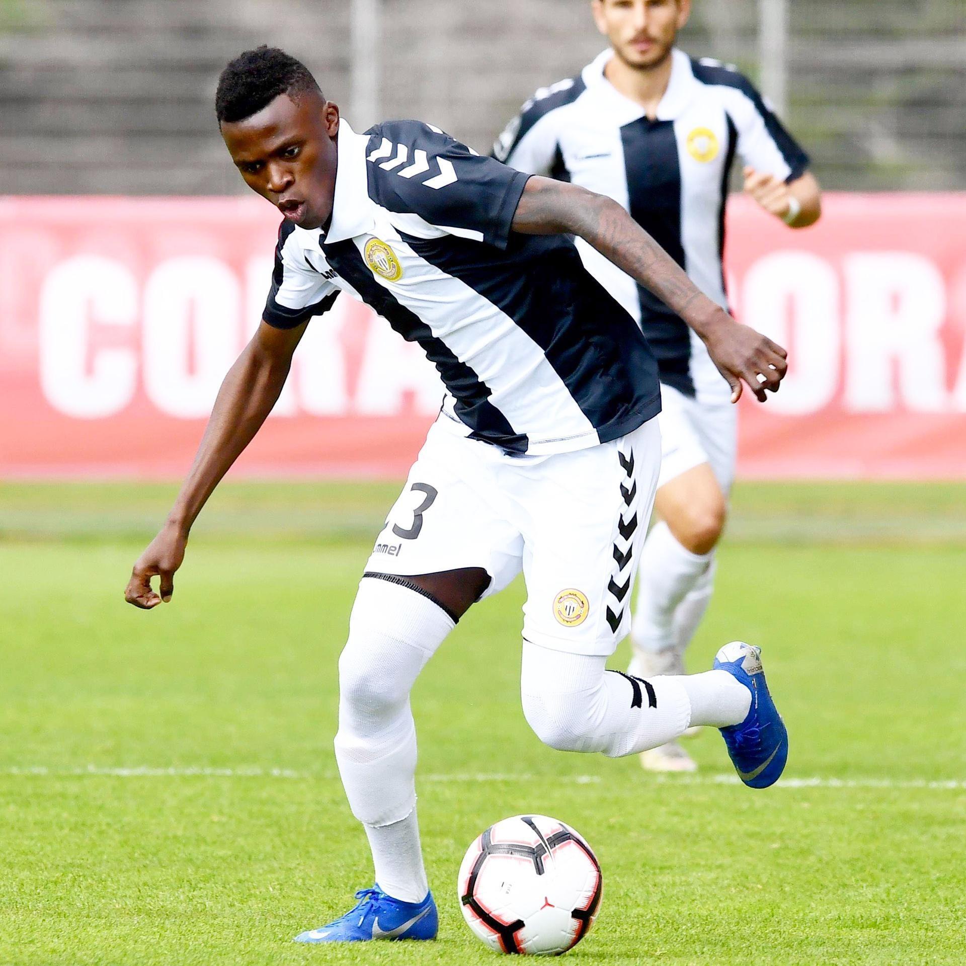 Witi - Moçambique - Nacional da Madeira - Futebol - Desporto - Mambas - Portugal