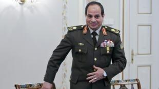 Rais mteule wa Misri, Abdel Fattah al-Sisi
