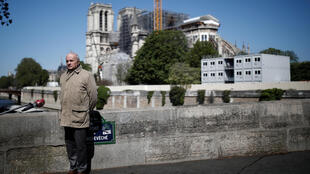 FRANCE-NOTRE-DAME-FIRE ANNIVERSARY_15 April 2020 Reuters