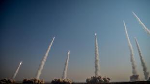 Iran - Tir missiles