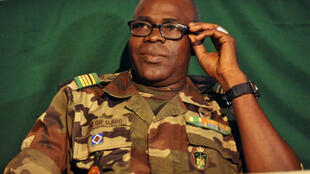 General Salou Djibo, head of Niger's ruling junta.