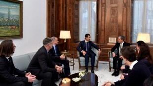 'Yan tawayen Syria za su tattauna da Gwamnatin Bashar al'Assad