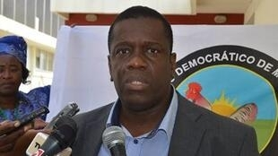 Daviz Simango, presidente do Movimento Democrático de Moçambique (MDM)