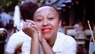Portrait Sakina M'Sa