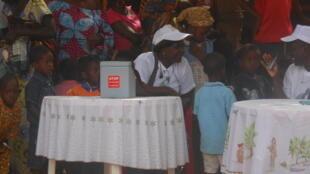 Campanha de vacinação contra a Poliomielite