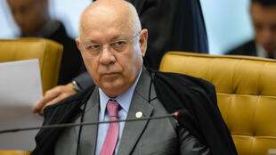 O ministro do STF e relator da Lava Jato, Teori Zavascki, morto em um acidente de avião na quinta-feira, 19 de janeiro de 2017.