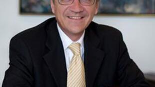 Clément Duhaime, n°2 de l'Organisation Internationale de la Francophonie (OIF).