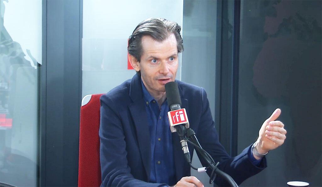 Guillaume Larrivé, secretário-geral do partido Republicanos, assina o texto contra o acordo UE-Mercosul.