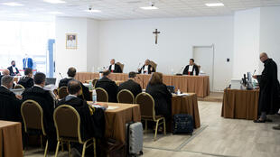 Procès Tribunal Vatican