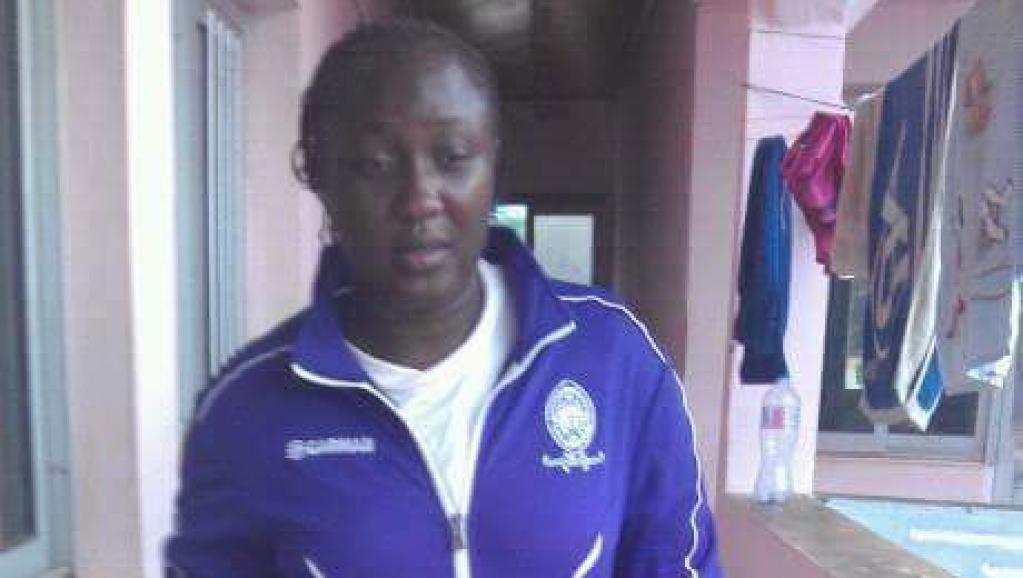 Jeanine Christelle Djomnang.