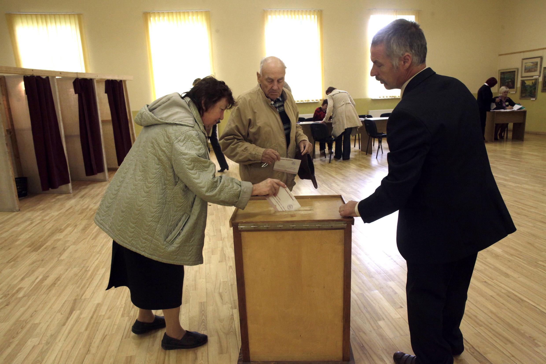 El Centro de la Armonía obtuvo el 31,72% de los votos, según resultados parciales.