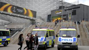 襲擊過後英國政府加大國內軍警戒備