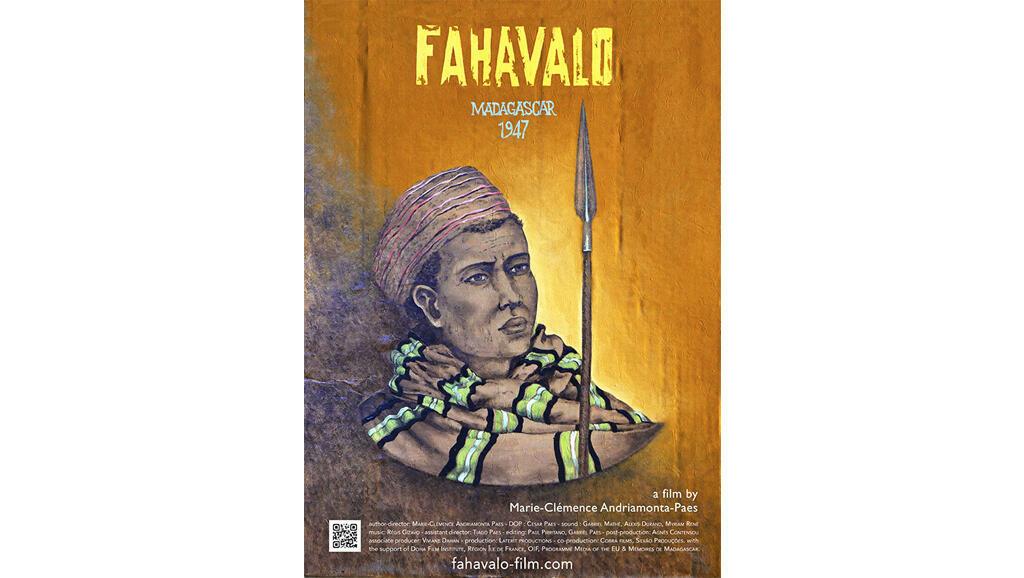 Affiche du film «Fahavalo».