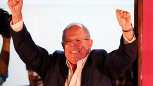 Com vitória apertada, Pedro Paulo Kuczynski é o virtual novo presidente do Peru.