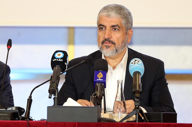 Khaled Mechaal na Kungiyar Hamas