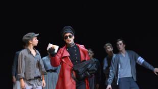 Extrait de l'opéra-bouffe <i>L'Etoile</i> joué par Opéra Junior à Montpellier, les 29 et 30 mars.
