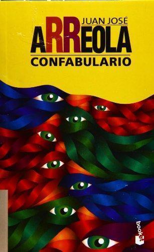 Portada de 'Confabulario' de Juan José Arreola