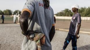 Tchad - Pétanque - Ndjamena - 000_97M2ED
