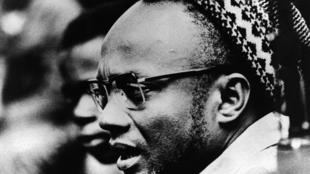 Amílcar Cabral da ya taka rawar kawo karshen mulkin mallakar Portugal kan kasar Guinea Conakry.