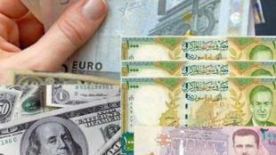 US dollar/ Syrie