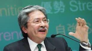 曾俊華已去信中央表明想辭職參選