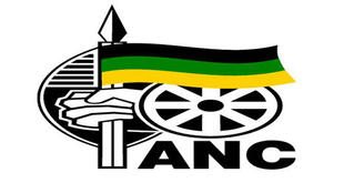 Logo de l'ANC qui célèbre ses 100 ans.