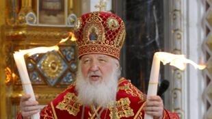Le patriarche Cyrille, à la tête depuis 2009 de l'Eglise orthodoxe russe, a toujours été un proche et un soutien fidèle du Kremlin.