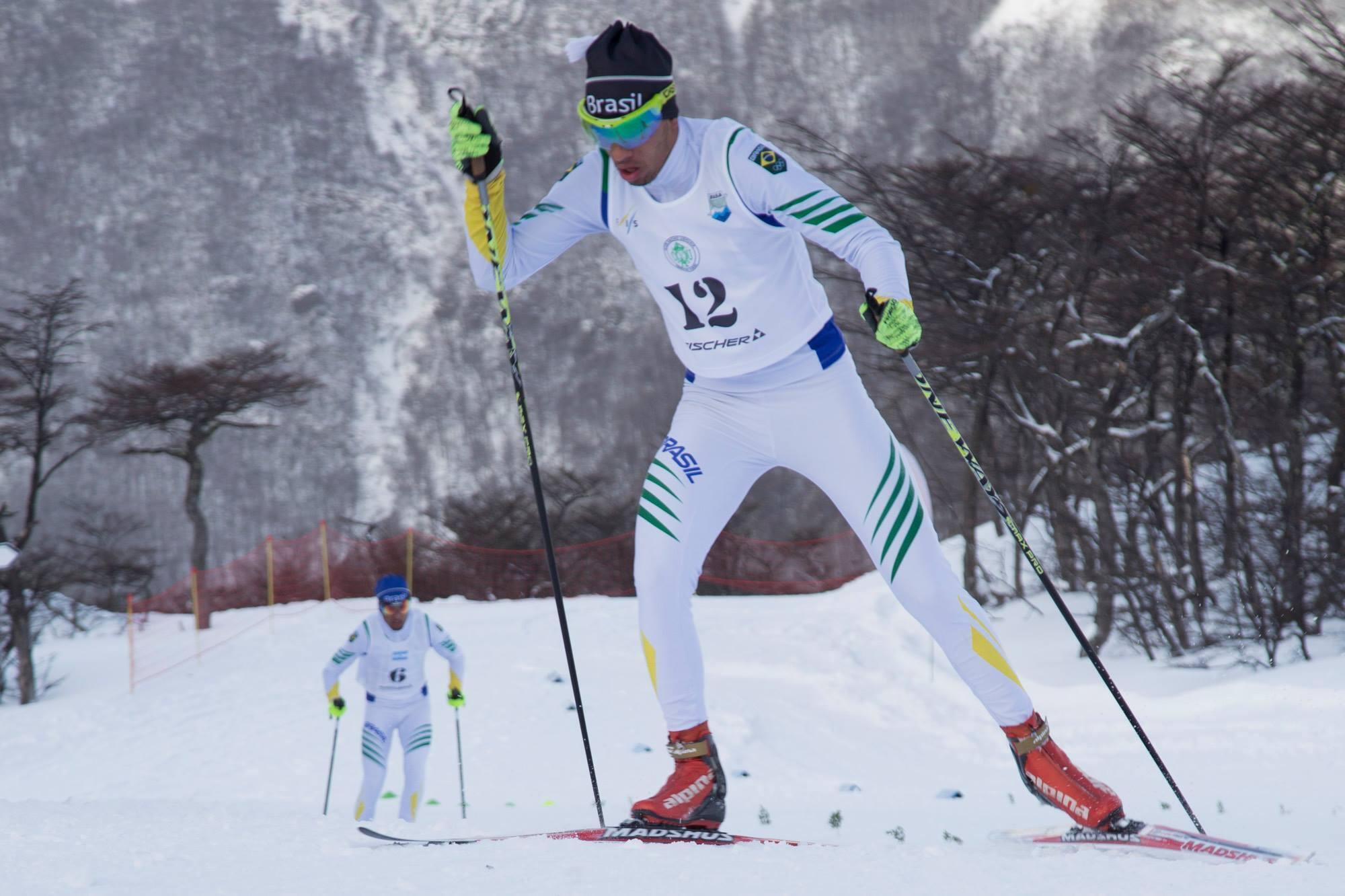 Victor Santos – Atleta de Ski Cross Country classificado para PyeongChang 2018