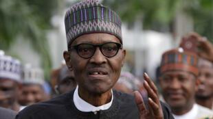 Muhammadu Buhari, le président du Nigeria, est rentré dans son pays le 19 août 2017, après cinq mois passés à Londres pour raisons médicales.