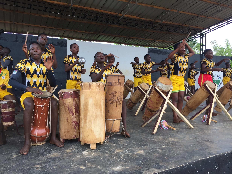 Bénin - Pepit'arts - Spectacle IMG_4022